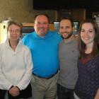 Dan & Lauren LIVE on the Radio!