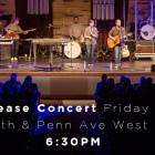 CD Release Concert – Friday, September 12th